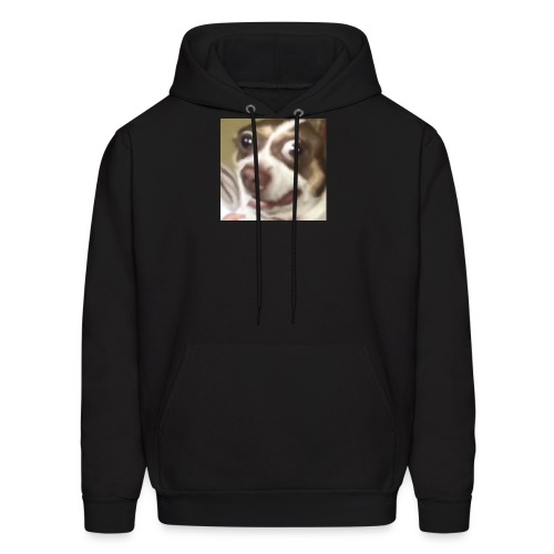 cute dog - Men's Hoodie