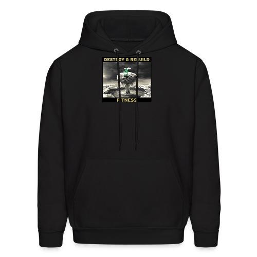 Destroy & Rebuild - Men's Hoodie