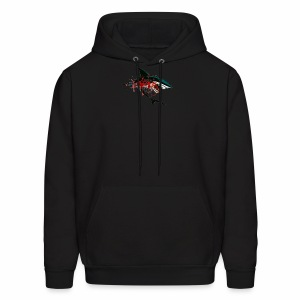 Limited Edition Bloody Shark Merch - Men's Hoodie