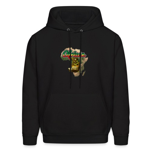 Awesome African gear - Men's Hoodie