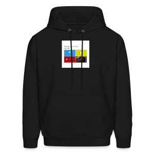 First shirt - Men's Hoodie