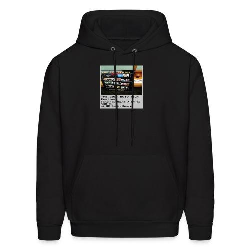 T Shirt 5 Front - Men's Hoodie