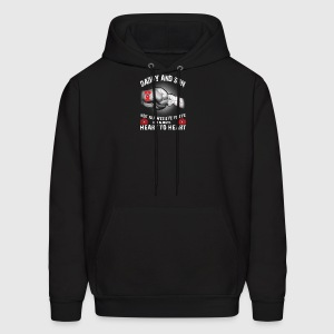 father s day t shirt - Men's Hoodie