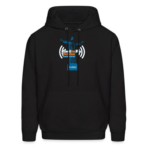 Paul in Rio Radio - The Thumbs up Corcovado #2 - Men's Hoodie