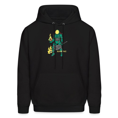 Afronaut - Men's Hoodie