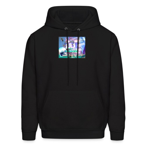 ISOLATE FROM THE WORLD - Men's Hoodie