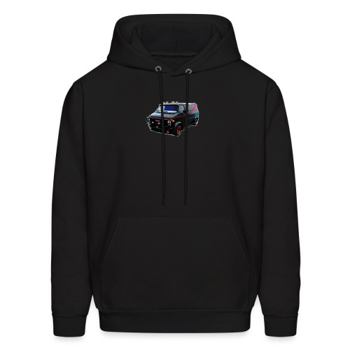 The A-Team van - Men's Hoodie