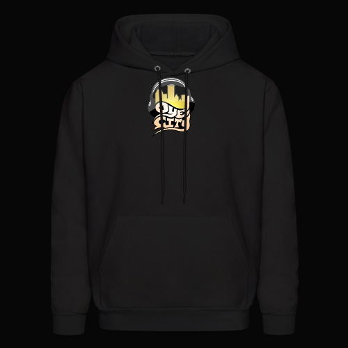 Oye city Gold Status - Men's Hoodie