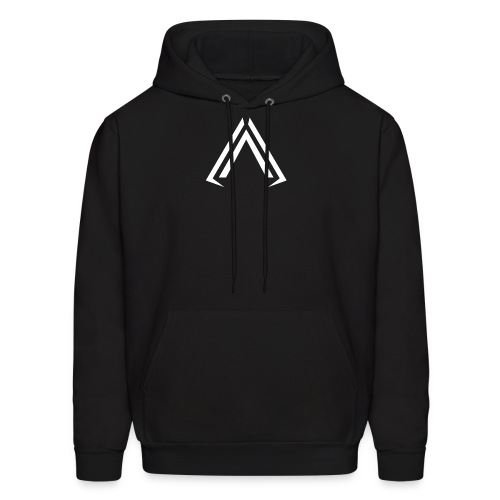Arise Solid White - Men's Hoodie