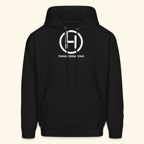 All Black Line - Men's Hoodie