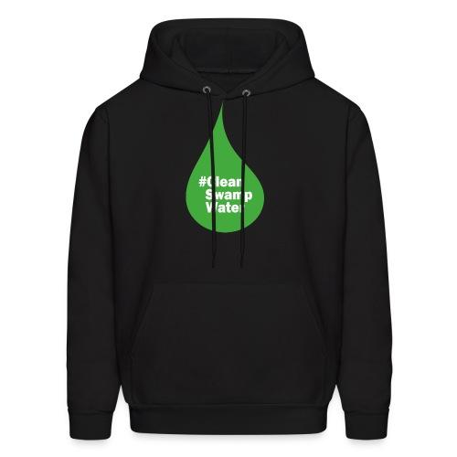 Clean Swamp Water - Men's Hoodie