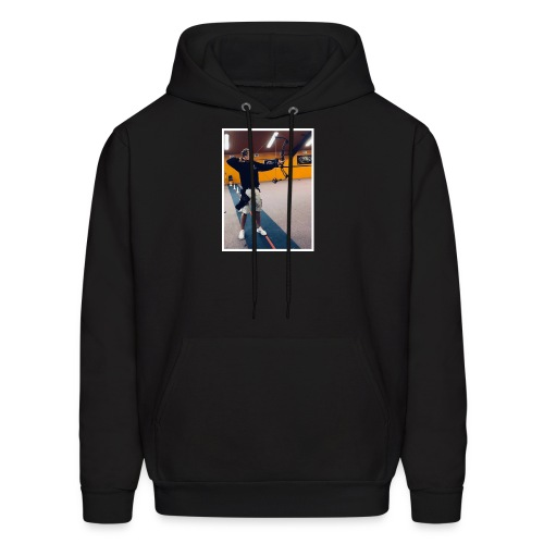 Cody the Hunter - Men's Hoodie