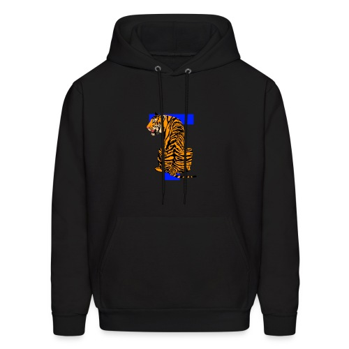 Townsend Sport Tiger Design - Men's Hoodie