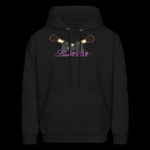 LassJessie Logo - Men's Hoodie