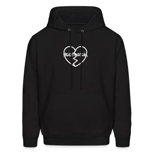HeartBreak - Men's Hoodie