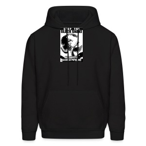 Stop the Black Snake NODAPL - Men's Hoodie