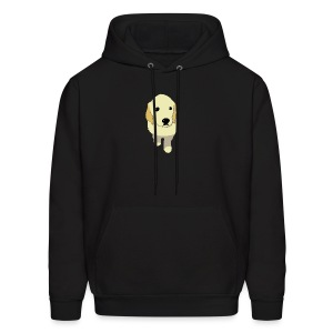 Golden Retriever puppy - Men's Hoodie