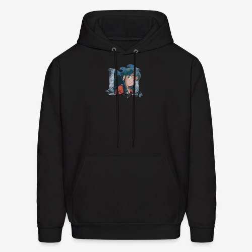 Anime Trash Gang - Men's Hoodie