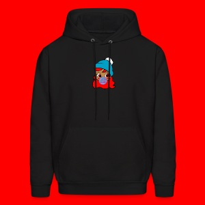unbothered_girl - Men's Hoodie