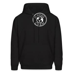 Basic White Logo - Men's Hoodie