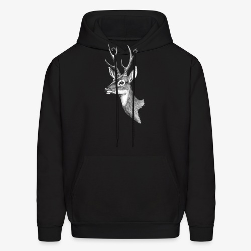 Wild Deer - Men's Hoodie