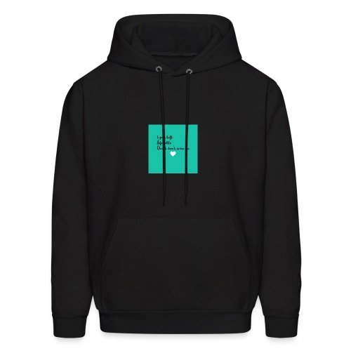 My thoughts - Men's Hoodie