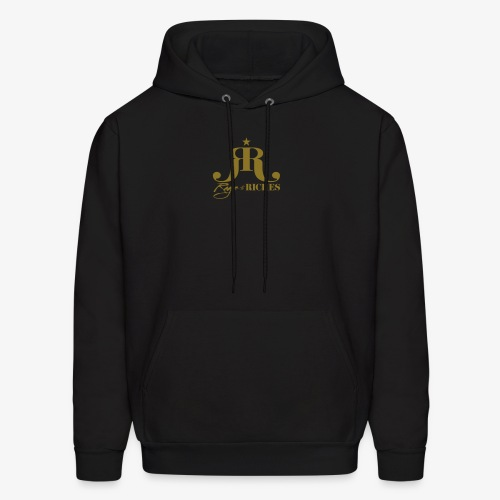Ragz 2 Riches - Chest Logo - Men's Hoodie