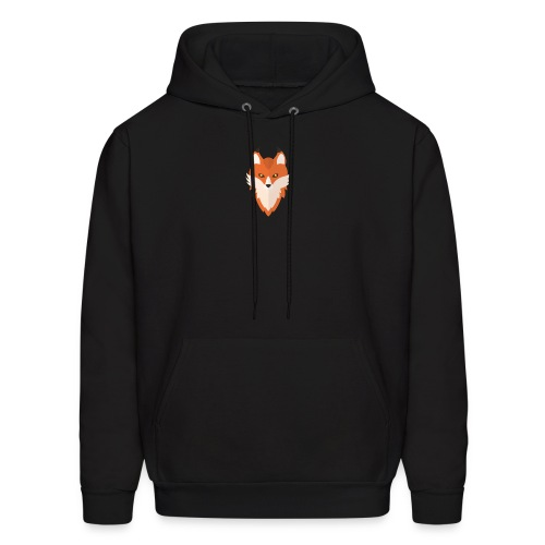 Abstract Fox - Men's Hoodie