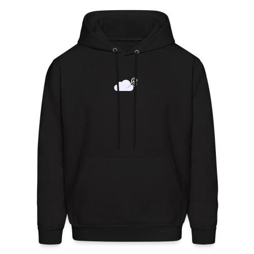 Clouds Logo - Men's Hoodie