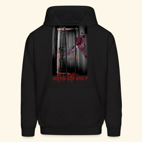 Are you still alive - Men's Hoodie