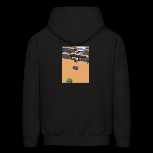 chicken run - Men's Hoodie