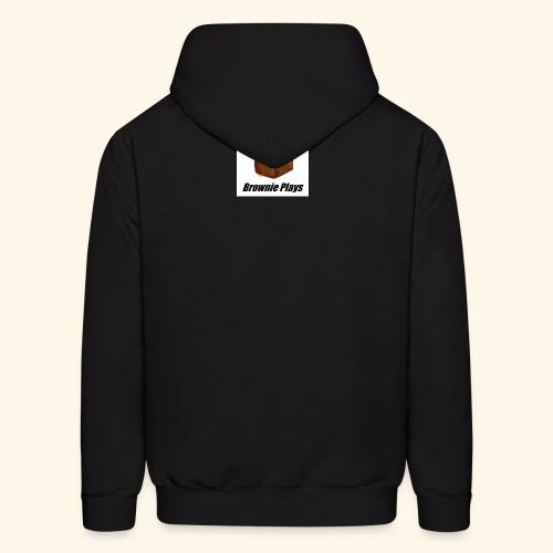 Brownie Plays Merchandise - Men's Hoodie