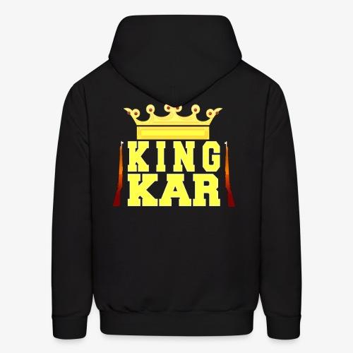Crowned To King Kar - Men's Hoodie