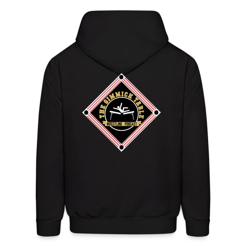 The Gimmick Table Wrestling Podcast - Men's Hoodie