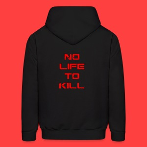 No Life To Kill - Men's Hoodie