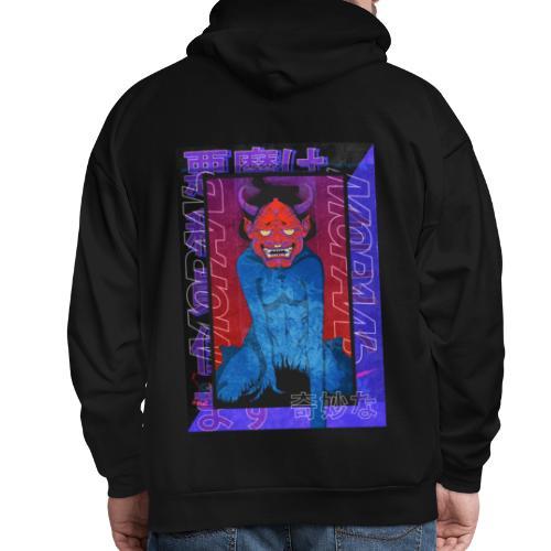 Japanese devil - Men's Hoodie