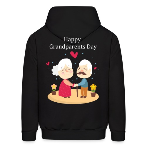 Awesome Gift for Funny Grandparents Day T-shirt - Men's Hoodie