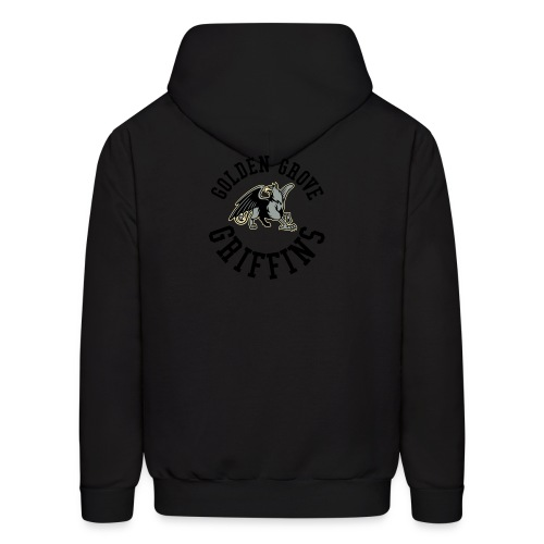 Golden Grove Griffins Color - Men's Hoodie