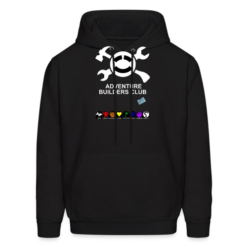 Adventure Builders Club - Men's Hoodie