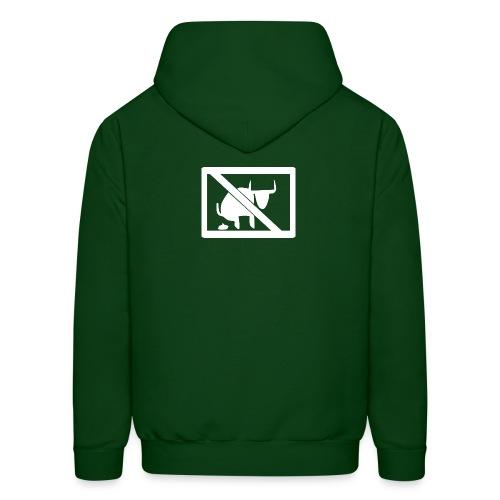 No Bull logo - Men's Hoodie