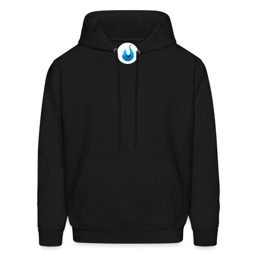 flame front png - Men's Hoodie
