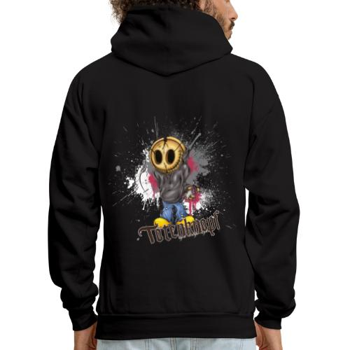 Totenknopf can assassin - Men's Hoodie
