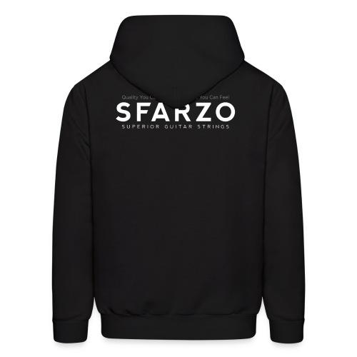 Sfarzo-logo_WonB - Men's Hoodie