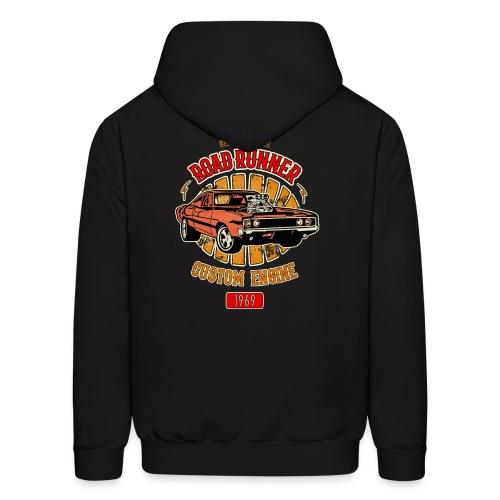 Plymouth Road Runner - American Muscle - Men's Hoodie