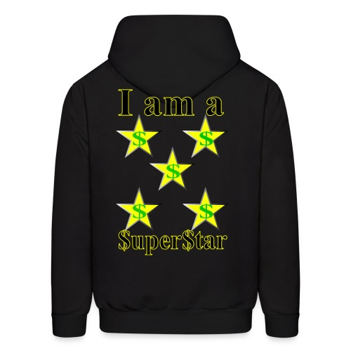 I am a SuperStar all collections - Men's Hoodie