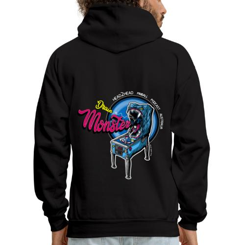 H2H Drain Monster Collection - Men's Hoodie