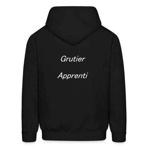 Grutier Apprenti - Men's Hoodie