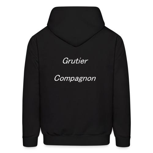 Grutier Compagnon - Men's Hoodie