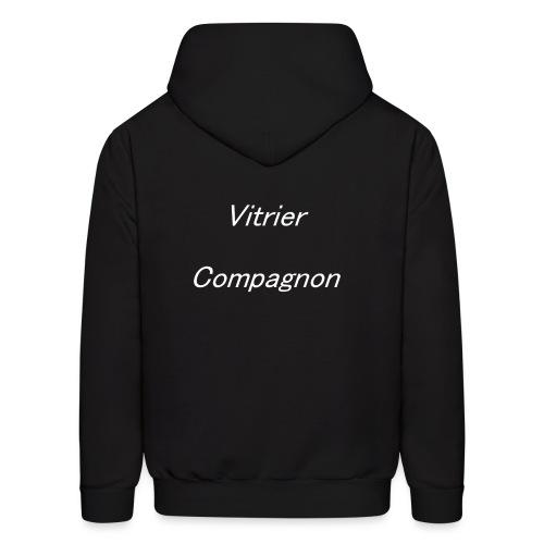 Vitrier Compagnon - Men's Hoodie