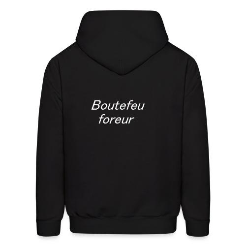 Boutefeu Foreur - Men's Hoodie